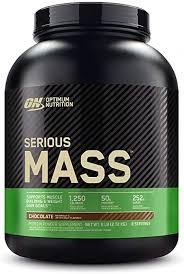 OPTIMUM NUTRITION <b>Serious Mass</b> Weight Gainer <b>Protein</b> Powder