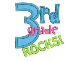 Image result for 3rd grade clip art