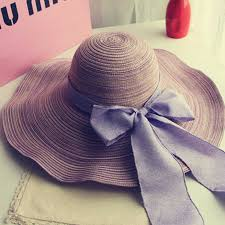 <b>Striped</b> Beach Sun Hat Women 2018 Spring <b>Summer New Hot</b> ...