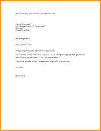 resign letter sample itemplated resign letter sample