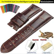 <b>ZLIMSN</b> Man Customized Genuine American <b>Alligator</b> Leather Wirst ...