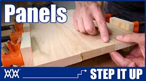 Need Wide <b>Boards</b>? How to make panels by edge joining lumber ...