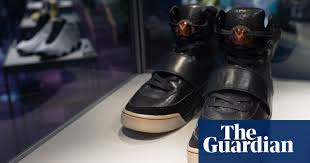 Immortal soles: Kanye West Nikes shatter <b>sneaker</b> record at auction ...