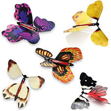 heytech Magic Flying Butterfly Great Surprise Gift(5 ... - Amazon.com