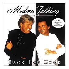 <b>Modern Talking</b>-<b>Back</b> For Good (20th Anniversary Edition)-2LP ...