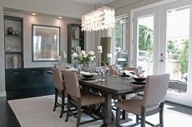 Linear Dining Room Lighting What Is A Linear Crystal Chandelier Pendant Light Design Ideas