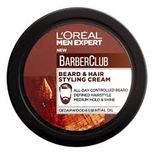 <b>Крем</b>-<b>стайлинг для</b> бороды и волос <b>L'OREAL PARIS</b> Men Expert ...