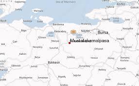 Image result for mustafakemalpaşa haritası