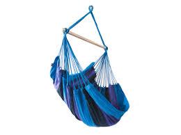 "<b>Кресло</b>-<b>гамак</b> ""<b>ocean</b>"" (<b>Milli</b>) синий текстиль 170x180 см. 26150 ..."