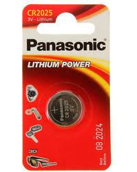 Купить <b>Батарейка Panasonic Power Cells</b> CR2025 по супер ...