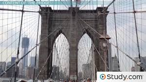 modernism in american literature video lesson transcript hart crane the bridge influence on modernist poetry