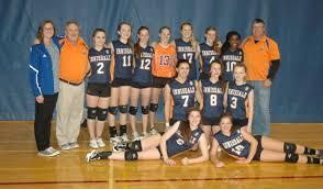n hosts junior senior high school volleyball tour nts 2013 n grizzlies junior high school volleyball tour nt champions innisdale secondary school