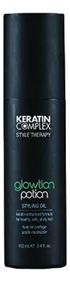 <b>Эликсир для укладки волос</b> Style Therapy Glowtion Potion Styling ...