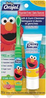 Baby <b>Toothbrushes</b>, <b>Toothpaste</b> & <b>Teething</b> Gel | Walmart Canada