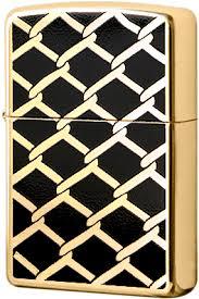 28675 <b>Зажигалка Zippo Fence Design</b>, Solid Brass