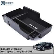 <b>EDBETOS Car</b> Armrest Box Center Console <b>Storage</b> Glove Box ...