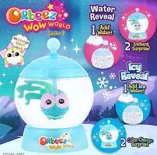 <b>Orbeez Wow</b> World Wowzer Surprise, Серия 1, 2 и 3