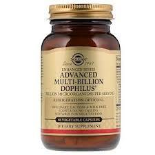 <b>Solgar</b>, <b>Advanced Multi-Billion Dophilus</b>, 60 Vegetable Capsules ...