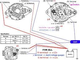toyota 3 wire alternator wiring diagram the wiring marine 3 wire alternator diagram ezgo txt solenoid wiring