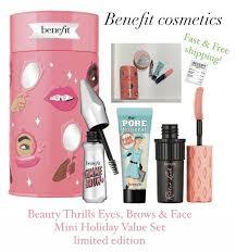 Купить <b>Benefit Cosmetics BEAUTY THRILLS</b> Mini Holiday Gift Set ...
