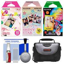 Buy Essentials Bundle for <b>Fujifilm</b> Instax Mini 8 & Mini 90 Instant <b>Film</b> ...