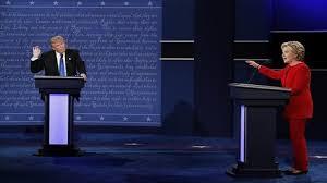 واشنطن - المناظرة الرئاسية الأميركية الأولى