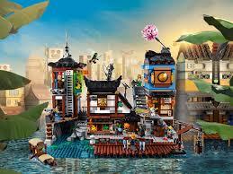 (<b>Ниндзяго</b>) 70657 <b>Порт НИНДЗЯГО Сити LEGO</b>