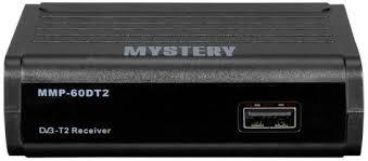 Приемник цифрового ТВ <b>MYSTERY MMP</b>-<b>60DT2</b> - купить во ...