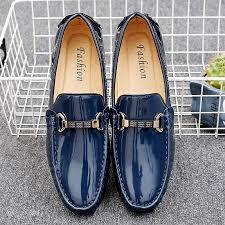 s Driving <b>Shoes</b> Handmade Quality <b>Men</b> Loafer <b>Shoes Flats</b> Big Size ...