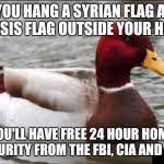 Malicious Advice Mallard Meme Generator - Imgflip via Relatably.com
