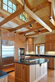 track lighting on vaulted ceiling wire track lighting kitchen rustic amazing ideas with high angled ceiling best lighting for cathedral ceilings