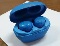 Обзор на Беспроводные <b>наушники Philips SHB2505</b> UpBeat, синий