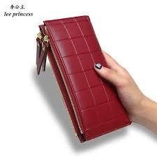 <b>Lee Princess Wallet</b> For <b>Girls</b> Phone With Double Zipper Coin <b>Purse</b> ...