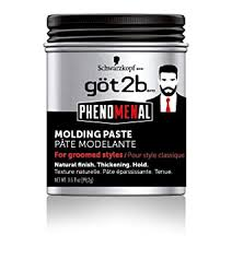 Got2b Phenomenal Molding Paste, 3.5 Ounce : Beauty - Amazon.com