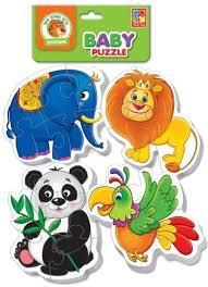 "Отзывы о <b>мягкий пазл VLADI TOYS</b> Baby puzzle ""Зоопарк ..."