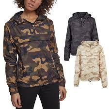 <b>Urban Classics Ladies</b> - PULL OVER Windbreaker Jacke | Fruugo RU