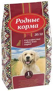 Сухой корм для собак <b>Родные корма</b> - купить в интернет ...