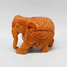 Diamond Cut Elephant With <b>Miniature Carving</b> | 27ww16 | Craft ...