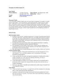 professional profile on resume professional profile resume how to write a professional profile how to write a profile profile professional profile on resume