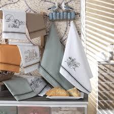 Набор <b>кухонных полотенец Asil 45х70</b> 2 шт оранжевый – Telegraph