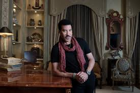 <b>Lionel Richie can't</b> slow down, and we're all the richer for it - The ...