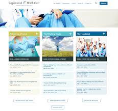 best blog website awards supplemental healthcare blog