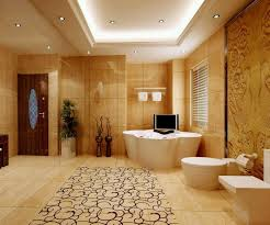 modern bathroom with nice lighting for chic look bathroom lighting ideas ceiling