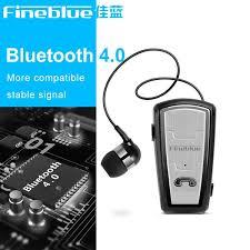 <b>Fineblue FQ208 Bluetooth Earphone</b> Car Business Stereo ...