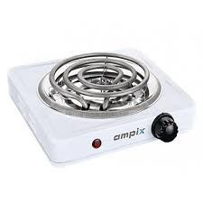 <b>Плита электрическая одноконфорочная</b> Ampix AMP-8005, 1 кВт в ...