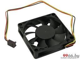 <b>Вентилятор Akasa 70mm</b> Auto Thermal Fan AK-179BKT-C купить в ...