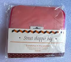 Fairy pocket <b>New Han edition</b> Fashion folding Storage package ...