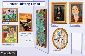 7 Major <b>Painting Styles</b>, From Realism to Abstract
