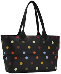 Купить <b>сумка</b> хозяйственная <b>Reisenthel Shopper E1</b> Dots RJ7009 ...