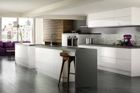 Gray And White Kitchen Designs 17 Best Ideas About Grey Gloss Kitchen On Pinterest High Gloss